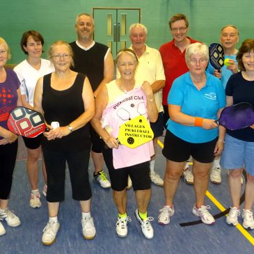 Pickleball Coaching by June Walker