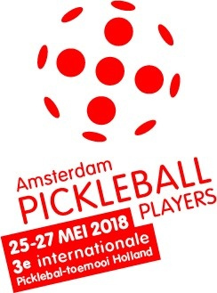 Amsterdam Pickleball Tournament 2018.