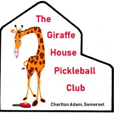 THE GIRAFFE HOUSE PICKLEBALL CLUB